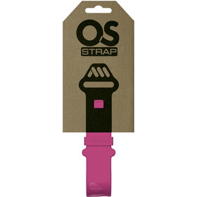 All Mountain Style Silicone OS Strap, magenta